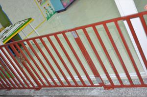 chặn cầu thang nhà trẻ 03_Nice Garden Việt Nam